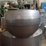 sfera alluminio