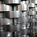 pezzi alluminio