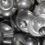 alluminio lucido