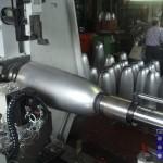 alluminio lungo